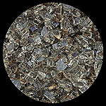 Bronze Diamond Fire Pit Glass - 25 LB Crystal Package