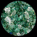 Emerald Bay Premixed Diamond Fire Pit Glass
