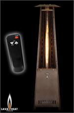 Lava Heat Italia Outdoor Patio Propane Gas Heaters