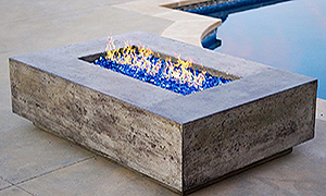 GFRC Fire Pit Tables