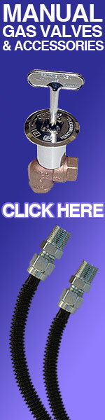 Manual Gas Valves & Accessories