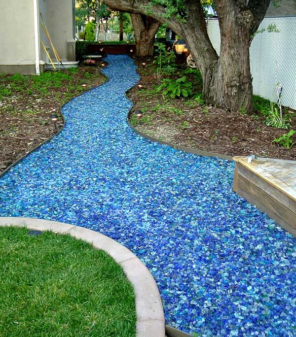 Landscape Recycled Glass 1 Lb