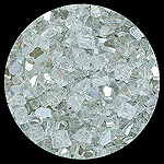Crystal Cove Premixed Diamond Fire Pit Glass