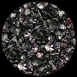 Deep Purple Diamond Fire Pit Glass - 1 LB Accent Crystal Package