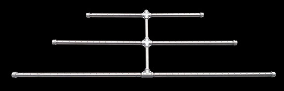 Stainless Steel Parts & Accessories - Diamond Fire Pit Glass - Stainless Steel Parts & Accessories
